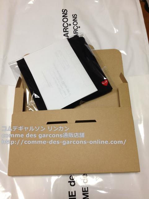 IMG 3259 - Play リトル heart Tシャツのメンズ・ブラックSサイズのご注文♪