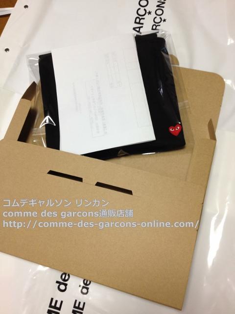 IMG 3260 - Play リトル heart Tシャツのメンズ・ブラックSサイズのご注文♪
