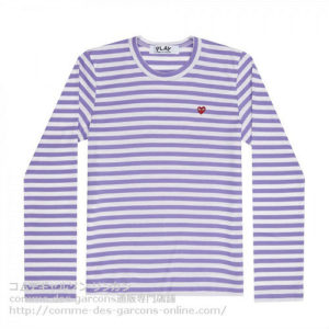 Play-L-R-Heart-Striped-T-Pu