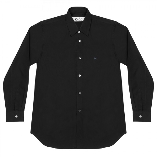 Play-Little-Black-Heart-Shirt-Men-Bk