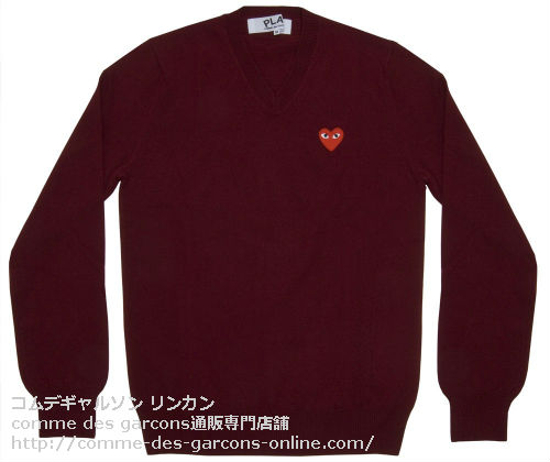 Play-V-Neck-Sweater-Bur