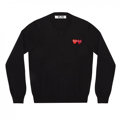 Play-W-Heart-Sweater-Bk