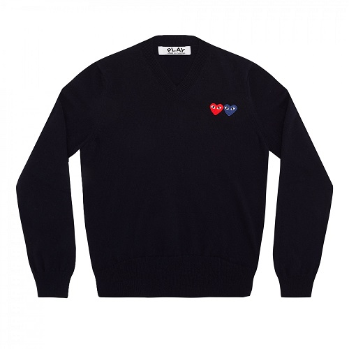 Play-W-Heart-Sweater-Navy