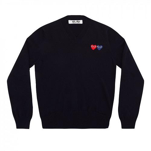 Play-W-Heart-Sweater-Navy