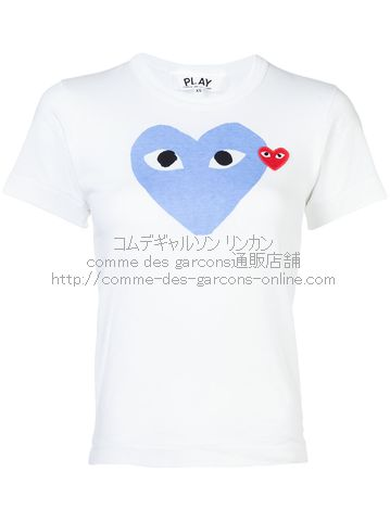 Play-heart-TShirt-Blue