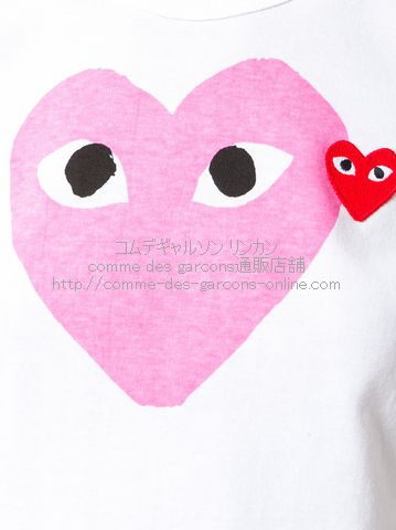 Play-heart-TShirt-Pink