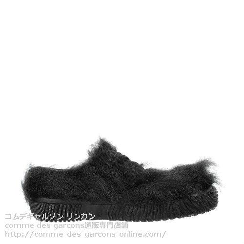 CDG-spcourt-shoes-bk
