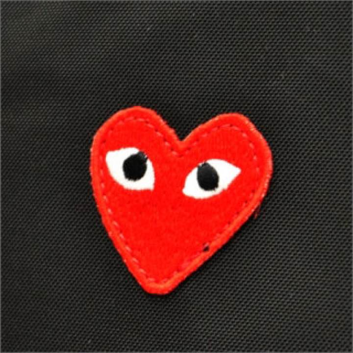 Play-Red-heart-Backpack