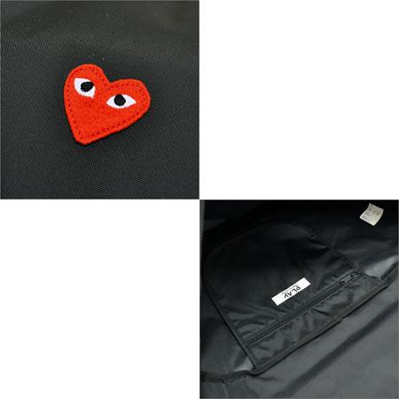 Play -Red-heart-shoulder-bag