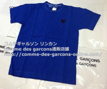 Play Sp Tshirt Blue order 1 - Play阪急百貨店限定Tシャツ(青)のご注文