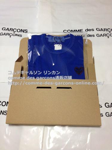 Play Sp Tshirt Blue order 11 - Play阪急百貨店限定Tシャツ(青)のご注文