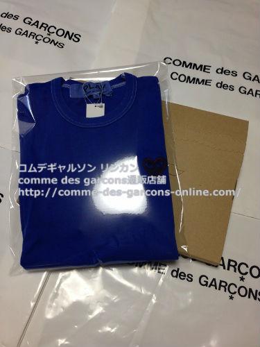 Play Sp Tshirt Blue order 13 - Play阪急百貨店限定Tシャツ(青)のご注文