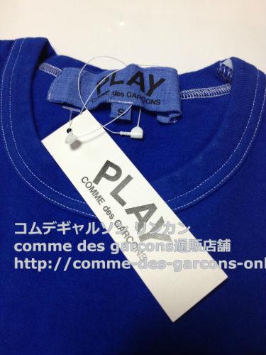 Play Sp Tshirt Blue order 17 - Play阪急百貨店限定Tシャツ(青)のご注文
