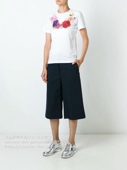 floral-print-TShirt-2