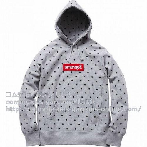 Supreme-hoodie-gr