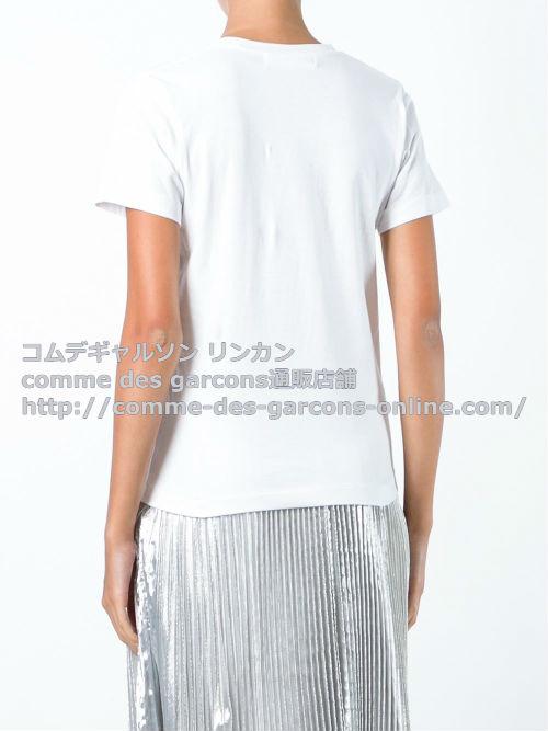 cdg-girl-pink-fur-tshirt-white