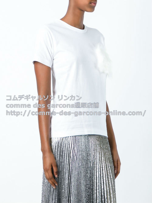 cdg-girl-white-fur-tshirt-white