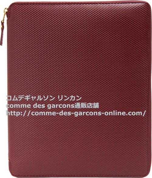 cdg-luxury-tablet-case-red