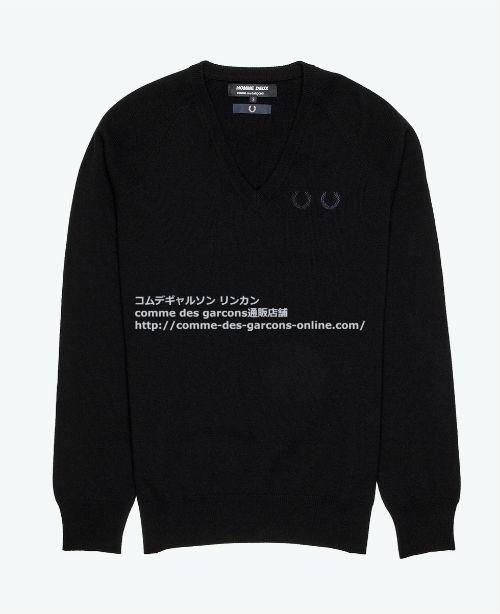 fred-perry-wool-sweater-bk