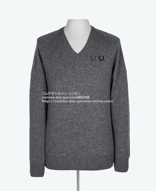 fred-perry-wool-sweater-gr