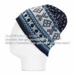 ganryu-fairIsle-knitcap-blue
