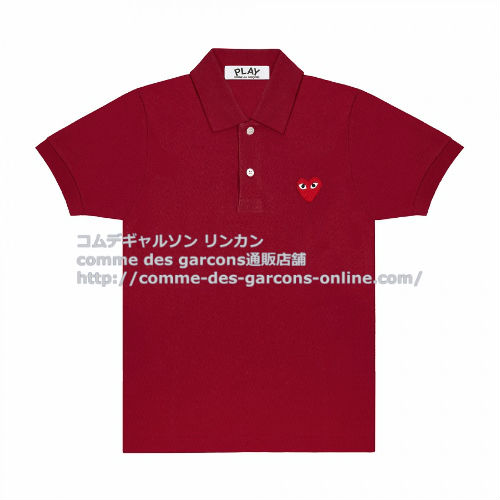 Play-polo-red-heart-bur
