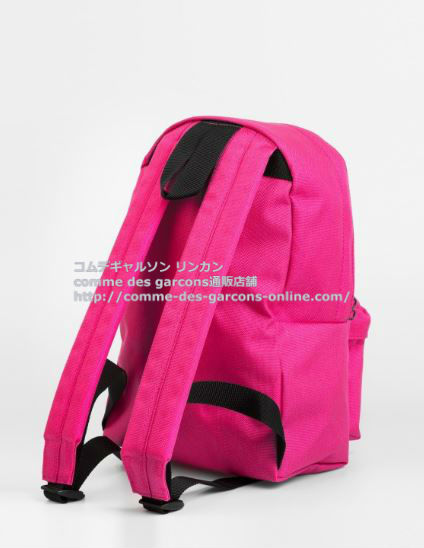 cdg-girl-backpack-pink