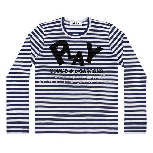 play-l-text-tee-stripes