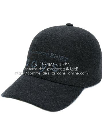 cdgshirt-cap-gry
