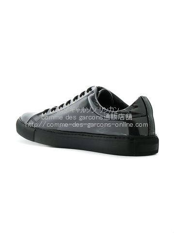 cdgshirt-pvc-sneakers-bk