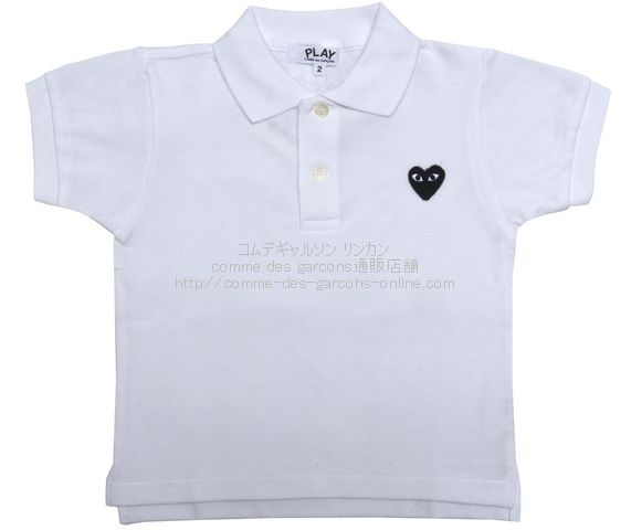 play-kids-polo-bkheart-wh
