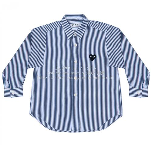 play-kids-striped-panel-shirt