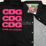cdg-b-news-coachjacket-pink-sp