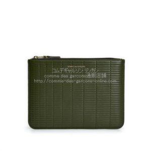 cdg-brick-wallet-sa5100bk-khaki