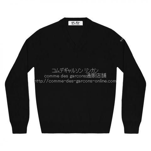 play-little-bk-heart-cotton-v-sweater-bk