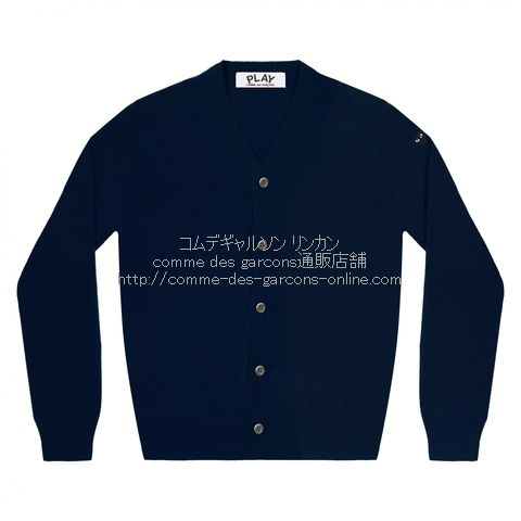 play-little-bk-heart-wool-cardigan-navy
