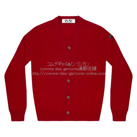 play-little-bk-heart-wool-cardigan-red