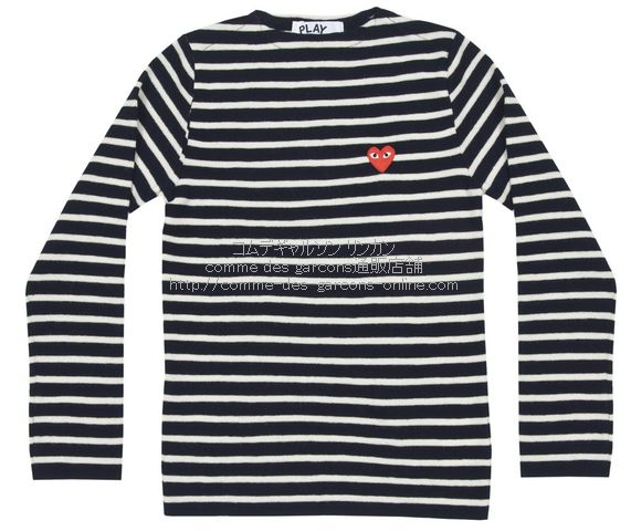 red-play-knit-high-neck-stripes