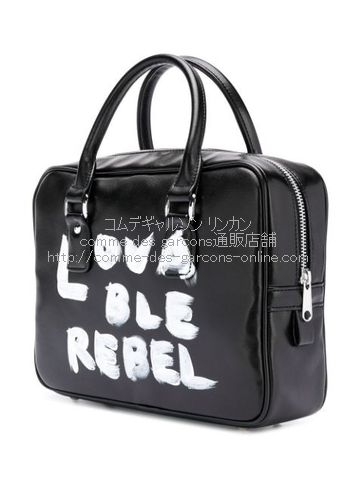 cdg-girl-message-paint-bag