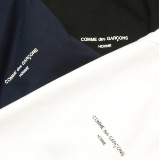 cdg-homme-18-logo-tee