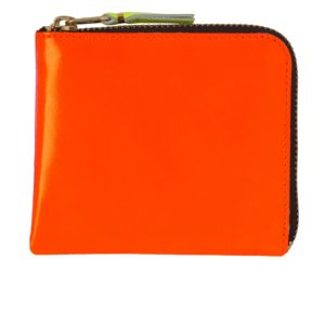 cdg-wallet-sa3100sf-superfluo-lightorange-pink