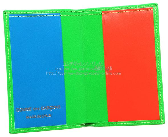 cdg-wallet-sa6400sf-superfluo-green