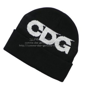 cdg-knit-beanie-wh