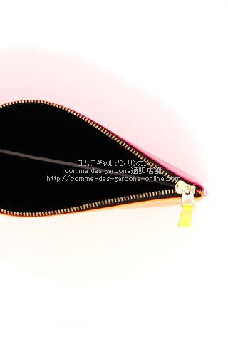 cdg-wallet-sa5100sf-lightorengepink