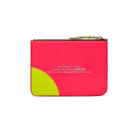 cdg-wallet-sa8100sf-lightorengepink