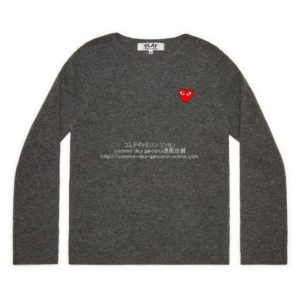 play-19-crewneck-knit-gray