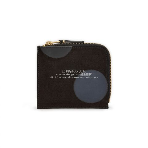 cdg-wallet-rubber-dot-sa3100rd