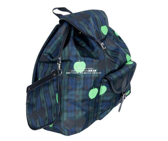 beatles-cdg-check-rucksack