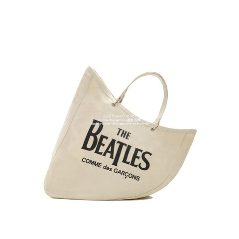 beatles-cdg-embossed-canvas-boat