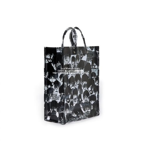 beatles-cdg-pvc-clearbag-a-clear